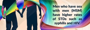 Gay, bisexual, and other men who have sex with men